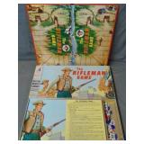 The Rifleman Game. Milton Bradley.