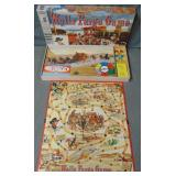 Wells Fargo Game. Milton Bradley.