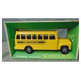Hubley School Bus. Mint in Box.