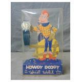 Howdy Doody Wrist Watch Display.
