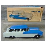 Tootsie Toy. Pontiac Safari #895 Boxed.