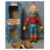 "Noma 12"" Tall Jointed Howdy Doody Doll. Scarce Box"