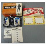 Hopalong Cassidy Lot of Two Boxed Items.