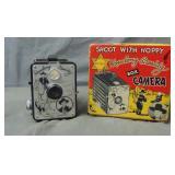 Hopalong Cassidy Box Camera in Box.