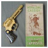 Hopalong Cassidy Cap Pistol.