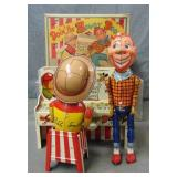 Unique Art Howdy Doody Band in Box.
