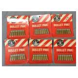 Mattel. Lot of Six Bullet Paks.