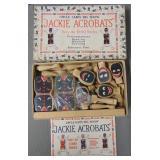 Jackie Acrobats. Boxed Set Complete.