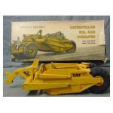 Eska Caterpillar Scraper in Original Box.