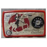 Arvin Hopalong Cassidy Radio.