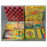 Wild Bill Hickock. Lot of Two Board Games.