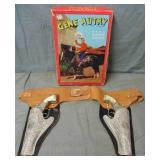 Gene Autry Official Ranch Outfit Boxed.