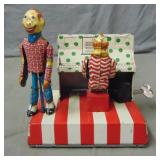 Linemar Howdy Doody Wind Up Band.