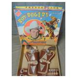 Roy Rogers and Trigger. Holster Set Boxed.