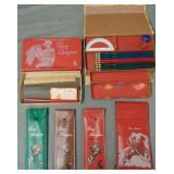 Roy Rogers Pencil Case Lot.