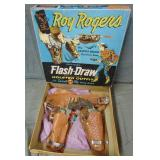 Roy Rogers Flash-Draw Holster Outfit.