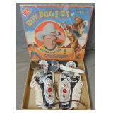 Roy Rogers Holster Outfit Boxed.