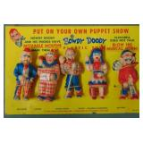 Howdy Doody Puppet Show Carded.