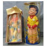 Lot of Two Dolls. Includes Howdy Doody.