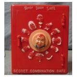 Howdy Doody Secret Combination Safe
