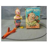 Scarce Clarabell Remote Control Toy Boxed.