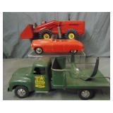 3Pc Toy Vehicles