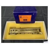 GHB O Ga Brass Model 250 Gas Electric