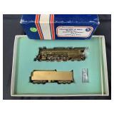 Custom Brass HO C&O L2a Steam Loco