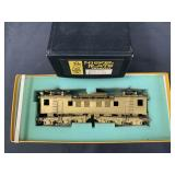 Nickel Plate HO Brass South Shore Electric