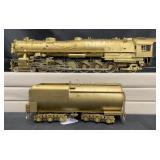 Sunset Brass O Ga UP 9000 4-12-2 Locomotive