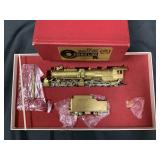Key HO Brass D&RGW L-95 Mallett