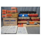 Clean Boxed Lionel 736 Set 2265WS