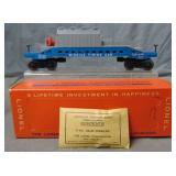 Super Boxed Lionel 6544 Missile Firing Car