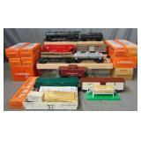 Boxed Lionel 773 Hudson set Components (13150)