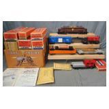Clean Boxed Lionel 2352 Set 2511W