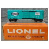 Nice Boxed Lionel 6464-900 NYC Boxcar