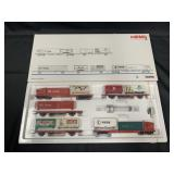 Marklin HO DB Cargo Container Train