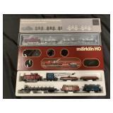 2 Marklin HO Train Sets