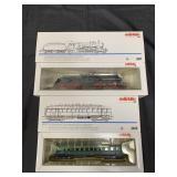 Marklin HO 3426 & 3411 locos
