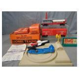 4Pc Lionel Space & Military Group