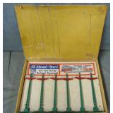 Boxed Lionel 71 Telegraph Pole Set
