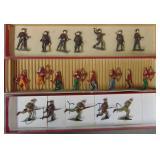 3 Sets Authenticast Soldiers