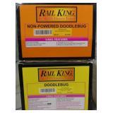 MTH RailKing PRR Doodlebug Set