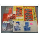 1947 Lionel Paper Archive