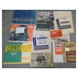 1937 Lionel Catalog & Paper Archive