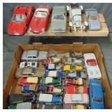Large Lot Diecast Vehicles