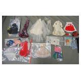 Nice Lot Vintage Barbie Clothes & Access