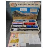 Clean Boxed Lionel Set 12800