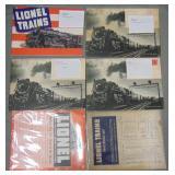 1942 Lionel Paper & Catalog Archive