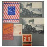 1941 Lionel Paper & Catalog Archive